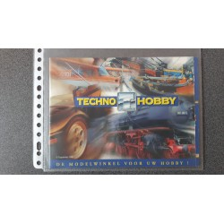 Techno Hobby folders - flyers - informatie - 1995
