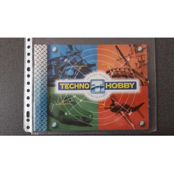 Techno Hobby folders - flyers - informatie