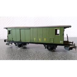 Rivarossi - Bagagewagen TET 31