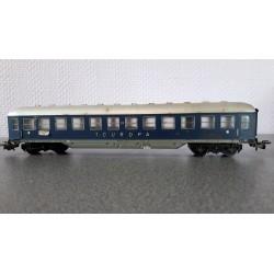 Fleischmann - Touropa personenwagen (DB)