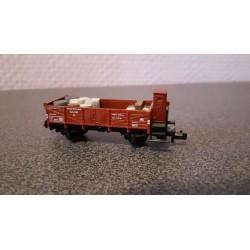 Fleischmann Piccolo Bakwagen Deutsche Reichsbahn 8209