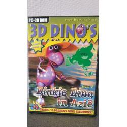 3D Dino's - Dinkie Dino in Azië Deel 2