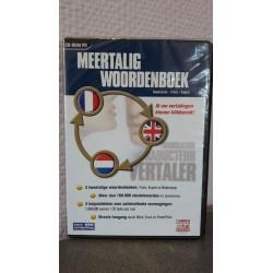 Meertalig Woordenboek Nederlands - Frans - Engels