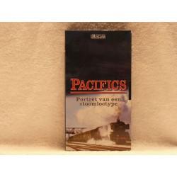 Pacifics Portret van een stoomloctype