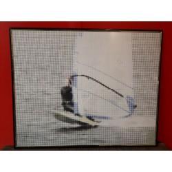Fotolijst kunststof 40 cm breed 50 cm lang