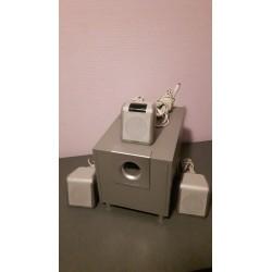 Philips A5.600/00 5.1 speakers 4 boxen en 1 centerspeaker beschikbaar. Slechts € 50,-