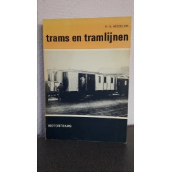 Trams en tramlijnen - Motortrams