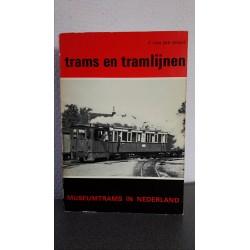 Trams en tramlijnen - Museumtrams in Nederland
