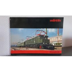 Marklin H0 catalogus Jaarboek 2011/2012 Duits