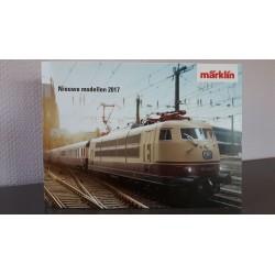 Marklin H0 Nieuwe modellen 2017