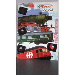 Roco 0-H0-Hoe catalogus 1992/93 Nederlandstalig 220 Bladzijden