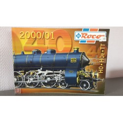 Roco H0-Hoe-TT catalogus 2000/2001 Duitstalig 356 Bladzijden