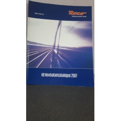 Roco H0 Noviteitencatalogus 2007 Nederlands talig 68 Bladzijden