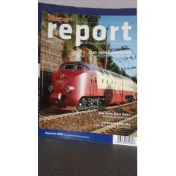 Roco Report 03/07 Zug ohne grenzen Neuheit 2008 Duitstalig 84 Bladzijden