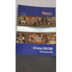 Roco H0 Katalogus 2008/2009 Duitstalig 324 Bladzijden