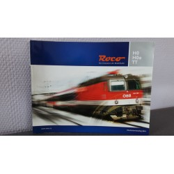 Roco H0-Hoe-TT catalogus 2011 Duitstalig 172 Bladzijden