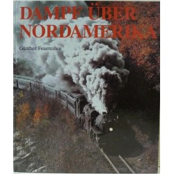 Dampf über Nordamerika