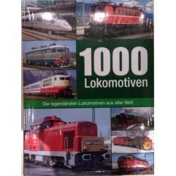 1000 Lokomotiven