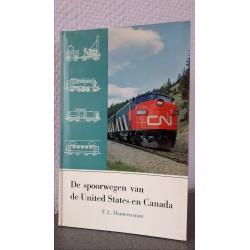 De spoorwegen van de United States en Canada - Deel 3
