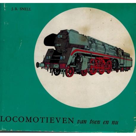 Locomotieven van toen en nu