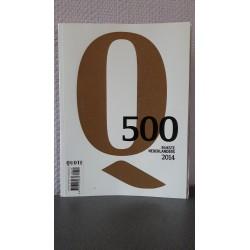 Quote 500 Rijkste nederlanders 2014