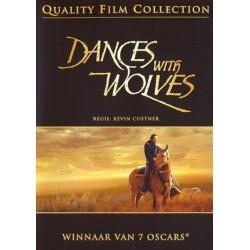 DVD Dances with Wolves Origineel