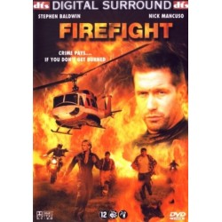 DVD Firefight Origineel