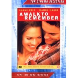 DVD A walk to remeber Origineel