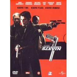 DVD Lucky Number Slevin Origineel