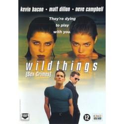 DVD Wild Things 2 (Sex Crimes 2) Origineel