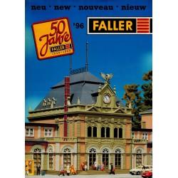 Faller brochure '96 Neu