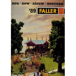Faller brochure '89