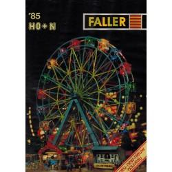 Faller brochure '85