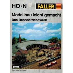 Faller folder - flyers - informatie