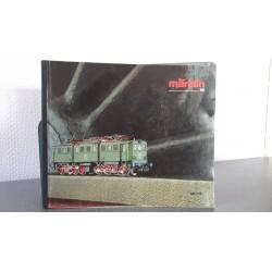 Marklin H0 catalogus Jaarboek 1986/1987 Duits