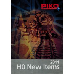 Piko folders - flyers - informatie - New Items 2011
