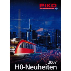 Piko folders - flyers - informatie - Neuheiten 2007