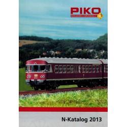 Piko folders - flyers - informatie - N-Katalog 2013