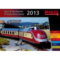 Piko folders - flyers - informatie - Spur-G Neuheiten 2013