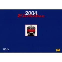Electrotren Catalogus H0/N 2004