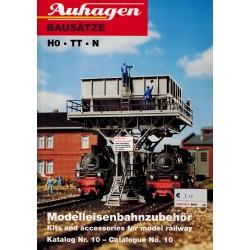 Auhagen Bausätze H0 . TT . N Katalog Nr. 10