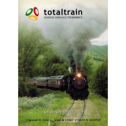 Totaltrain catalogus 2002/2003 Expresse voor alle treinhobby's