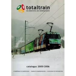 Totaltrain catalogus 2005/2006 Expresse voor alle treinhobby's