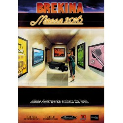 Brekina Brochure - folder Messe 2016