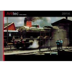 Artitec Catalogus - Brochure - folder 2014
