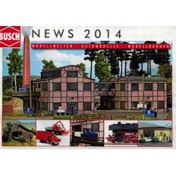Busch Catalogus - Brochure - folder 2014