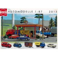 Busch Catalogus - Brochure - folder 2013