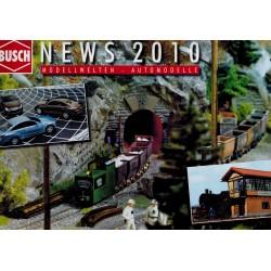 Busch Catalogus - Brochure - folder 2010
