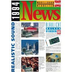 Busch flyer 1994