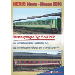 Heris Folder News - Messe 2010